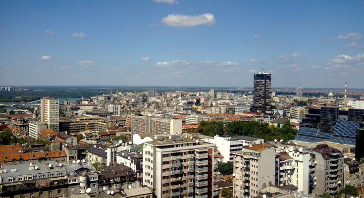 Tržište nekretnina - Pogled na Beograd